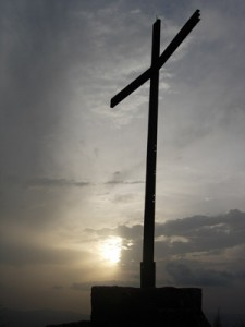 Cross in Ghana